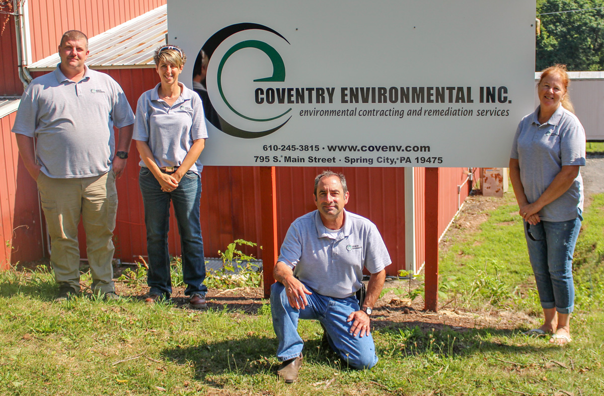 Coventry Environmental Staff